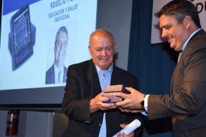 Dr. Rogelio Pizzi. Decano de la Facultad de Ciencias Médicas -UNC.