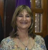 Felicitaciones a la Prof. Dra. Patricia PAGLINI