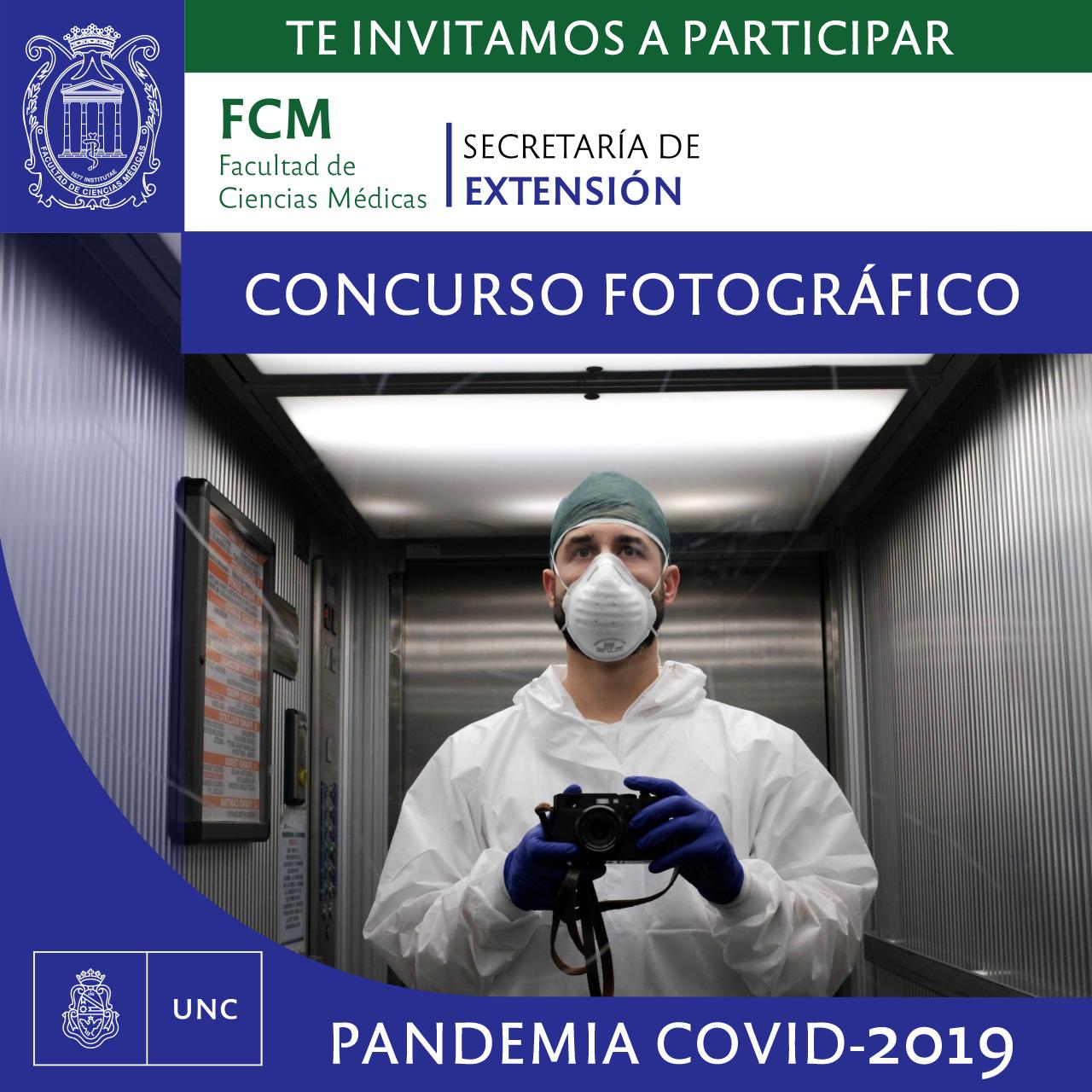 Concurso fotográfico: Pandemia COVID19