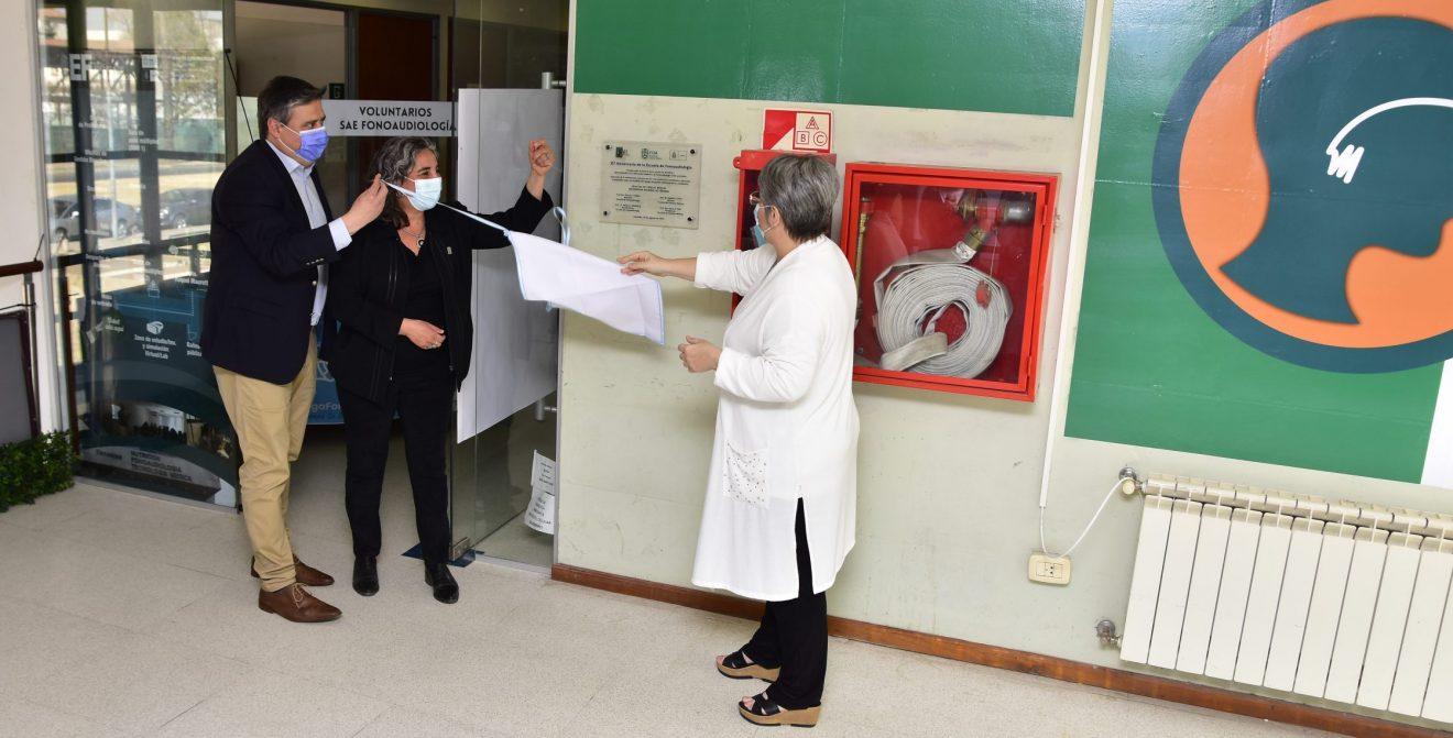 La Escuela de Fonoaudiología cumple 35 años