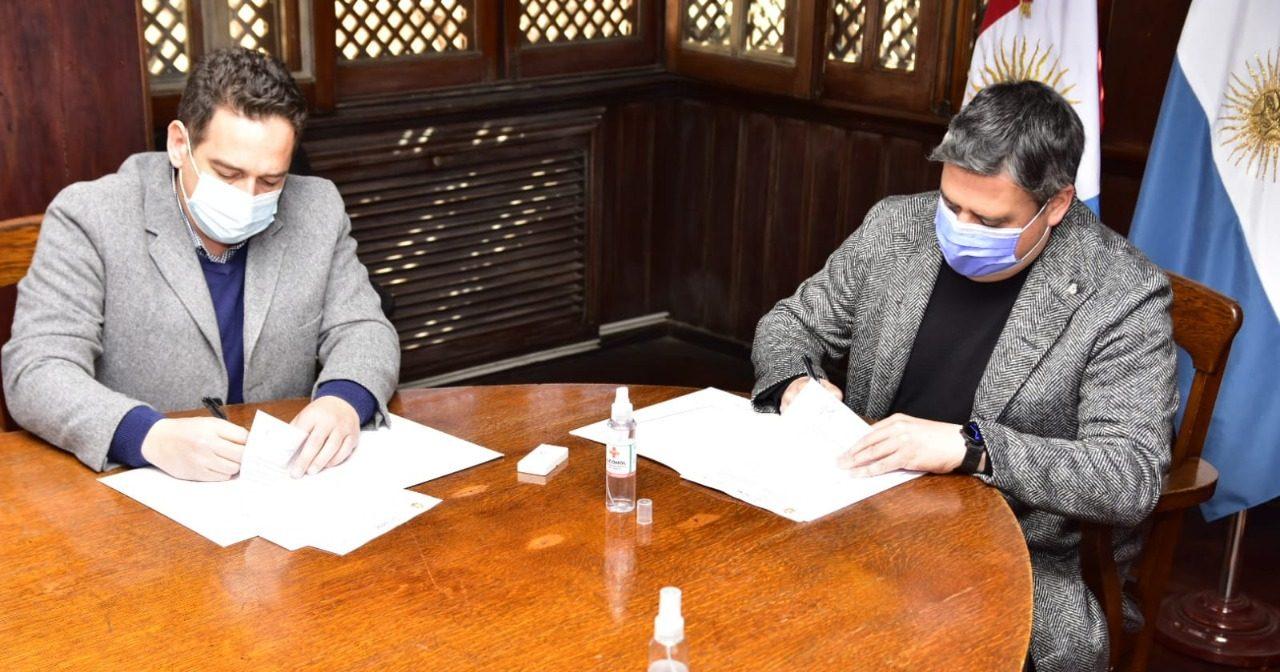 Convenio específico entre la Facultad de Ciencias Médicas y la Municipalidad de Córdoba