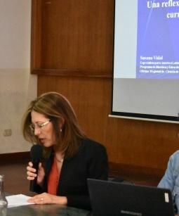 Mgter. Susana Vidal