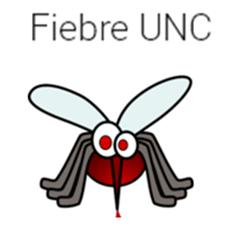 Logo de la app Fiebre UNC