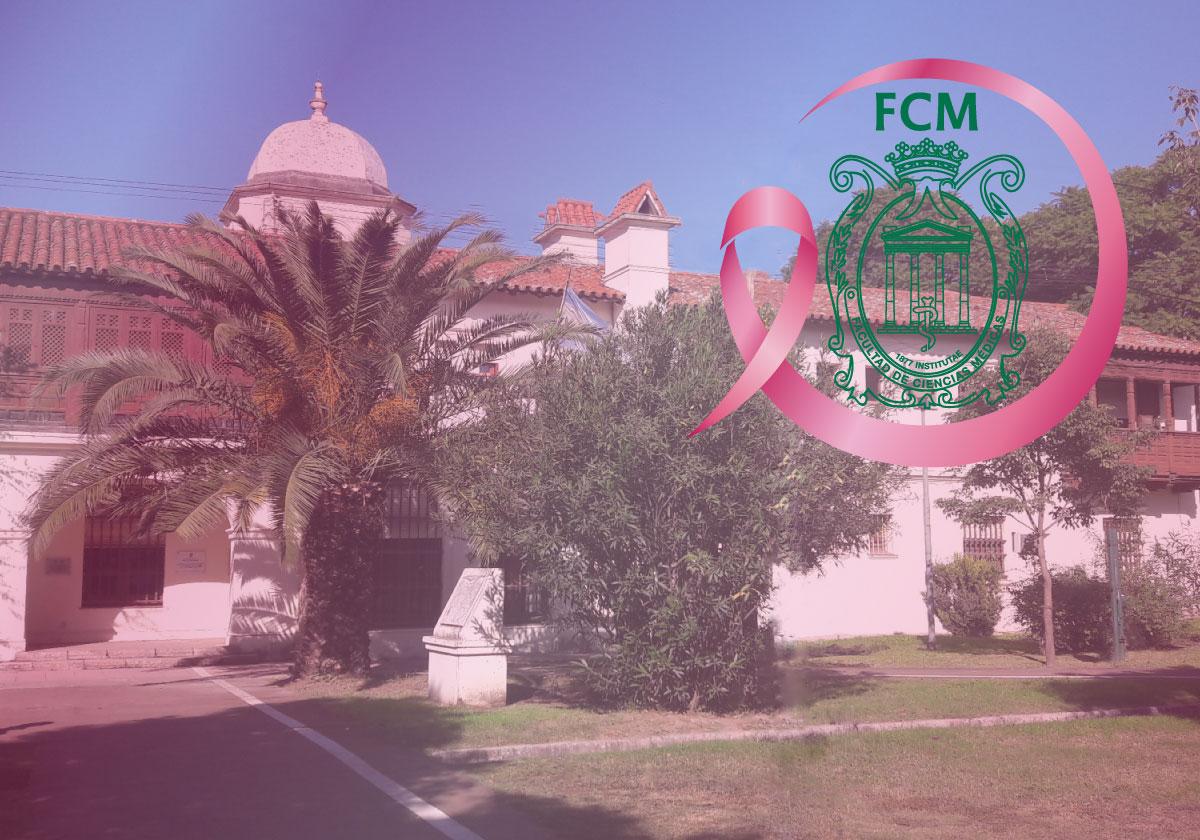 La FCM se viste de rosa para concientizar sobre la lucha contra el cáncer de mama