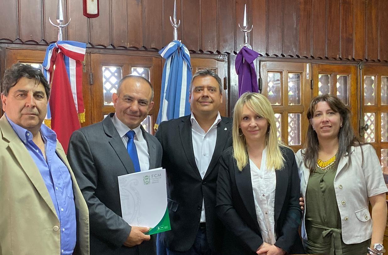 Convenio entre la FCM y el Ministerio de Salud de Jujuy