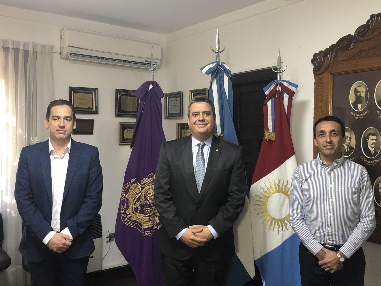 La FCM y la Municipalidad de Córdoba trabajarán juntos para vacunar contra la gripe