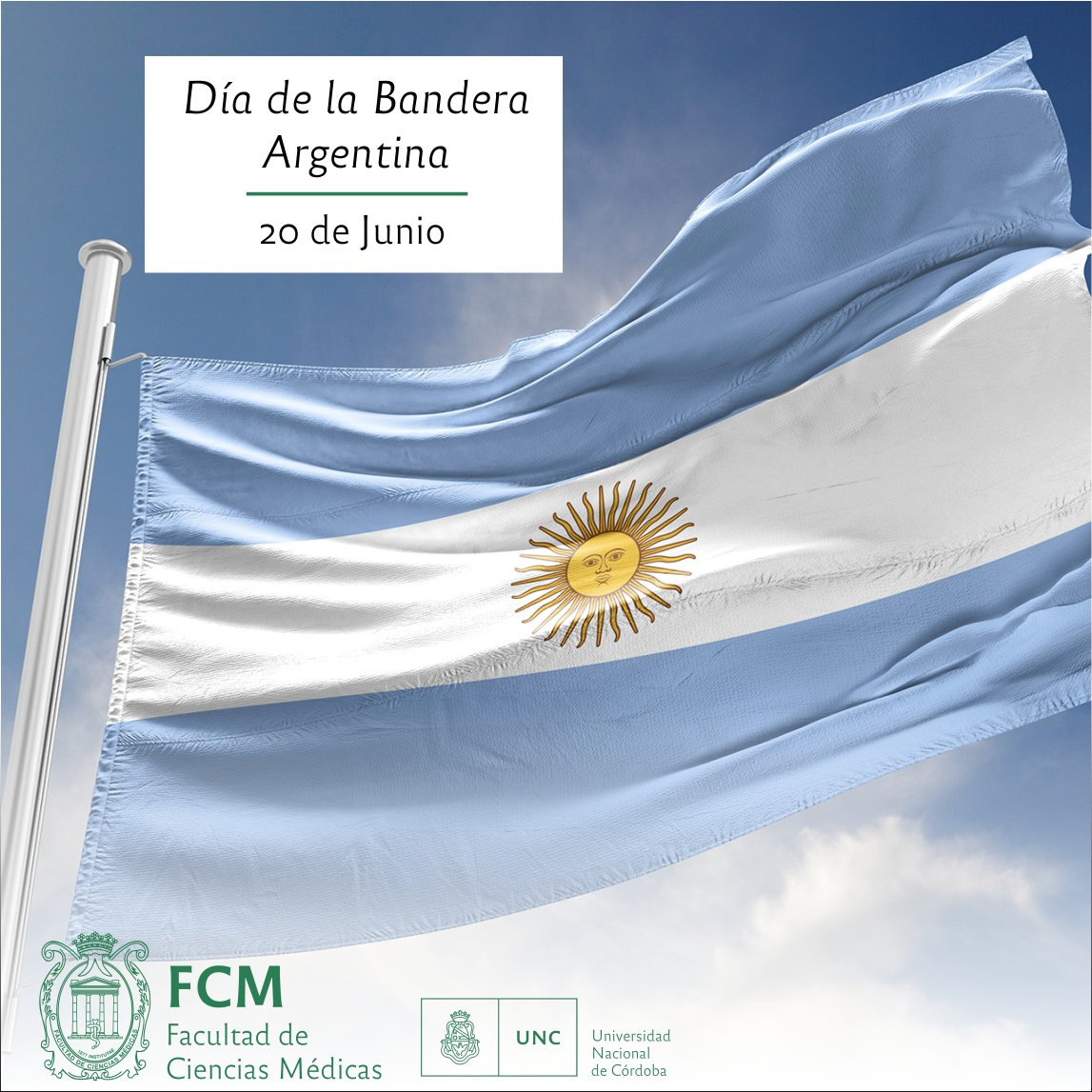 """20 de Junio: """"Día de la Bandera"""""""