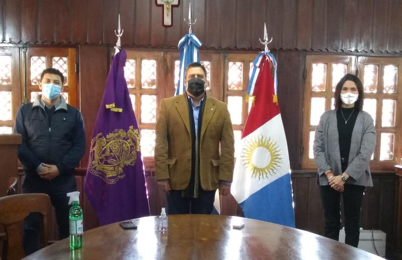 Trabajo en Conjunto entre la FCM y la Agencia Córdoba Joven