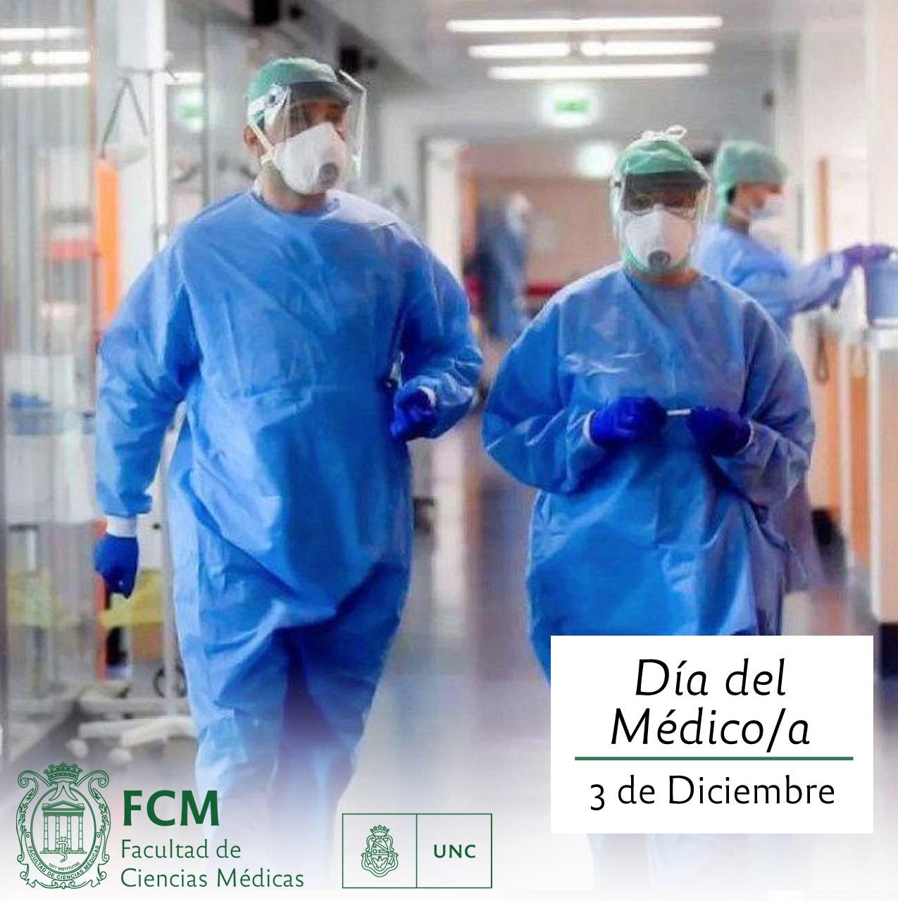 """3 de diciembre: """"Día del Médico"""""""