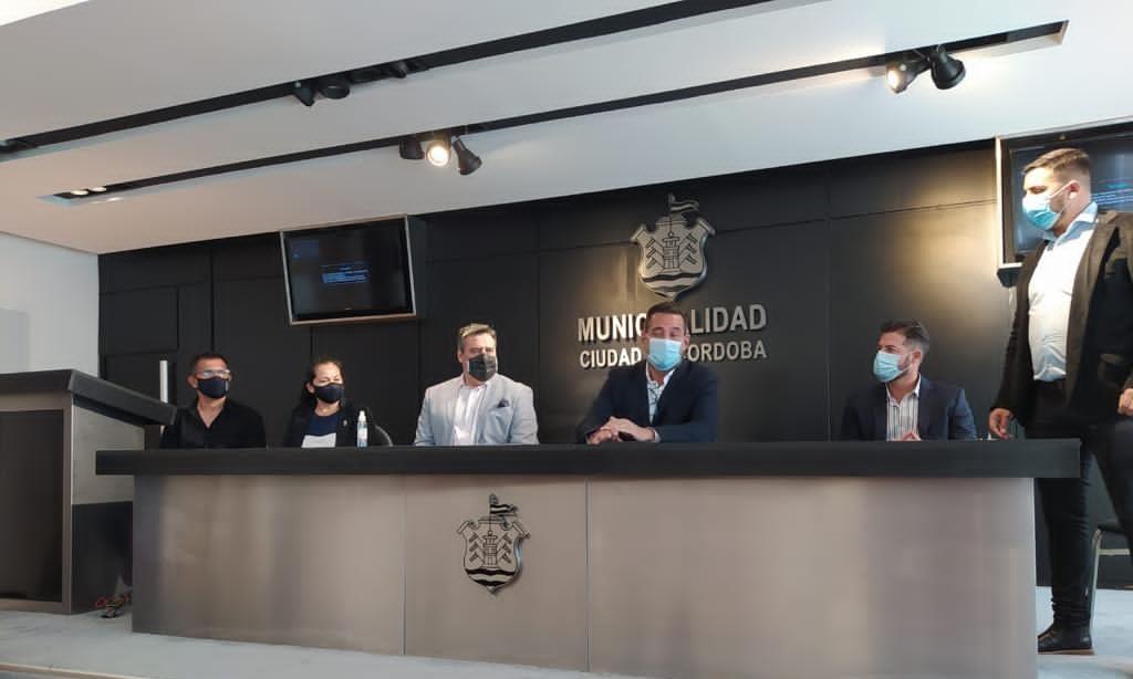 Firma de acuerdo entre el Museo en Ciencias de la Salud y la Secretaría de Gobierno de Córdoba
